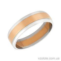 Золотое обручальное кольцо (арт. 10151)
