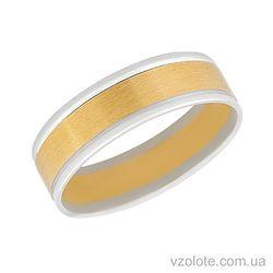 Золотое обручальное кольцо (арт. 451967-1)