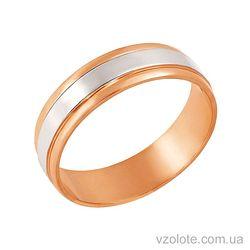 Золотое обручальное кольцо (арт. 1065-1)