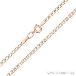 Золотая цепочка Двойной ромб (арт. 5092942101)