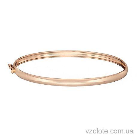 Золотой браслет жесткий (арт. 4203942101)