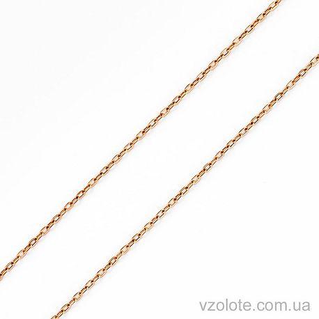 Золотая цепочка Якорная (арт. 66924/1)