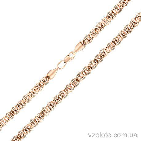 Золотая цепочка Нонна-Бисмарк (арт. 5053010101)