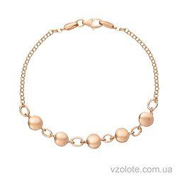 Золотой браслет (арт. 4203182101)