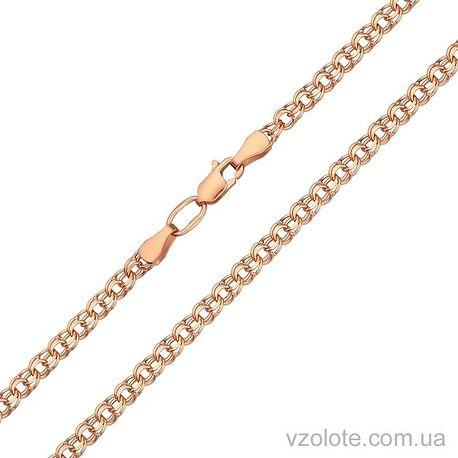 Золотая цепочка Бисмарк (арт. 5123020101)